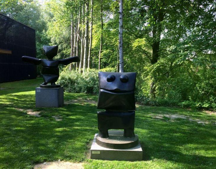 O que fazer em Copenhague - Louisiana Museum of Modern Art - Copenhague - Dinamarca - 7 Cantos do Mundo