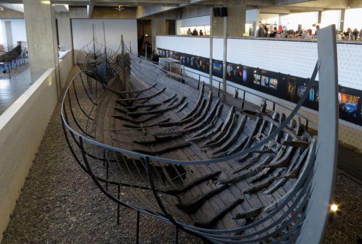 O que fazer em Copenhague - Museu de Barcos Vikings - Roskilde - Dinamarca - 7 Cantos do Mundo