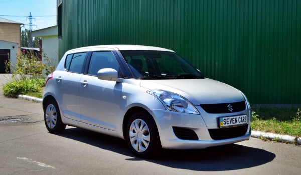 Suzuki Swift, 1.3, МКПП - 1