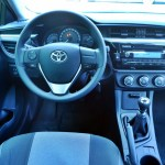 Toyota Corolla, 2016, Manual - 1