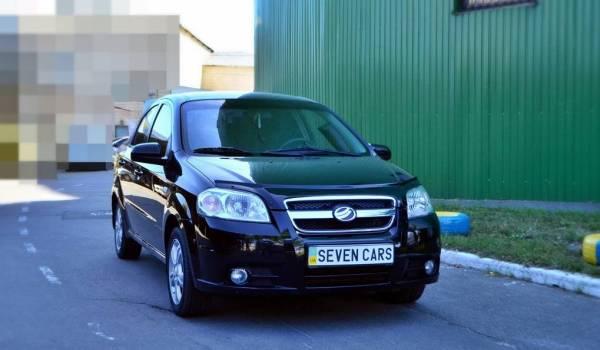 Zaz Vida (Chevrolet Aveo), Auto