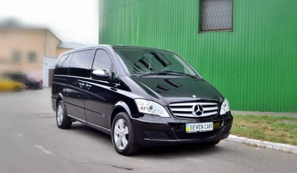 Mercedes-Benz Viano, АКПП, Diesel - 1