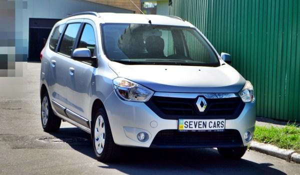 Renault Lodgy, Diesel, 2016