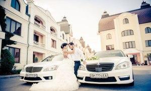 Прокат Авто на Свадьбу от SevenCars