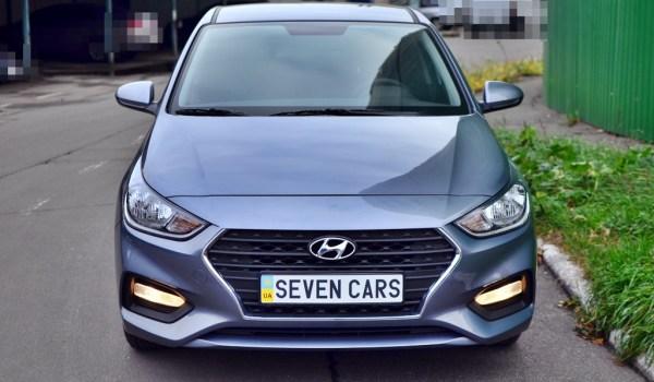 Hyundai Accent, Auto, 2017 - 1