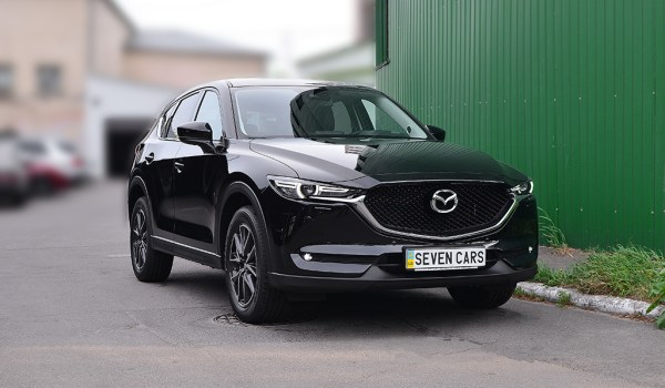 Mazda CX-5 Premium 2.2 diesel