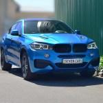 BMW X6 M50d diesel - 1