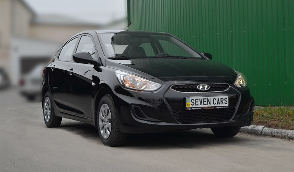Hyundai Accent RB, Auto, 2018