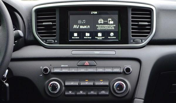 Kia Sportage 1.6 Auto, 2 AWD, 2019 - 1