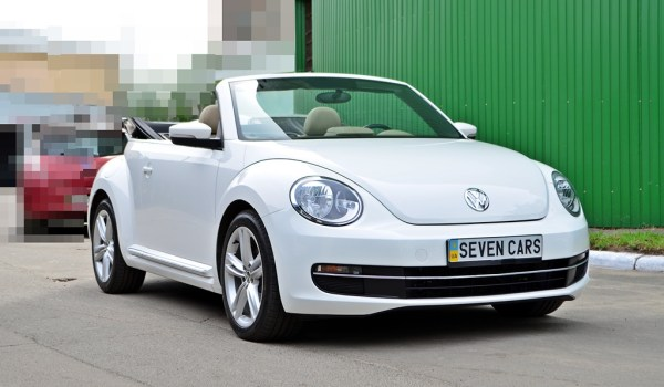 VW New Beetle, 2.0 TDI Auto - 1