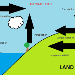 Water Cycle Diagram With Explanation 2006 Jeep Commander Parts The 7crhumanities