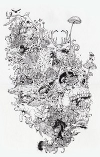 The Daily Muse: Illustrator Kerby Rosanes - elusivemu.se