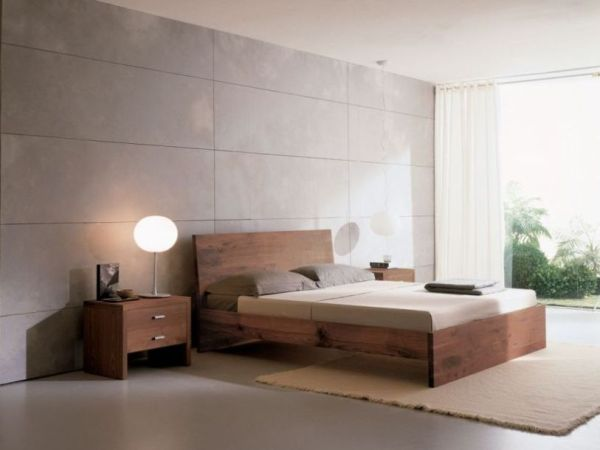 modern minimalist bedroom furniture Bedroom Interior Design For Modern House | 2019 Ideas