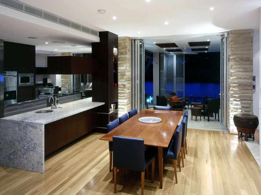 Modern Kitchen and Dining Room Ideas 2018  2019 Ideas