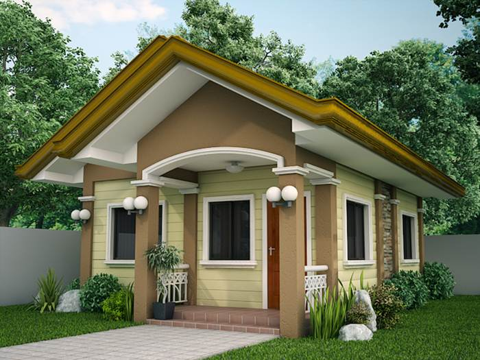 Trendy Simple Small House Models 4 Home Ideas