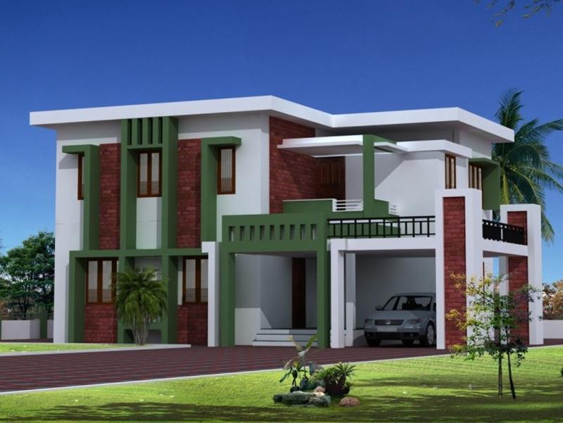 Simple House Style And Design – House Design Ideas