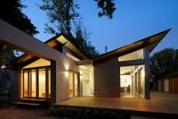 Minimalist Home Roofs Design Models | 4 Home Ideas