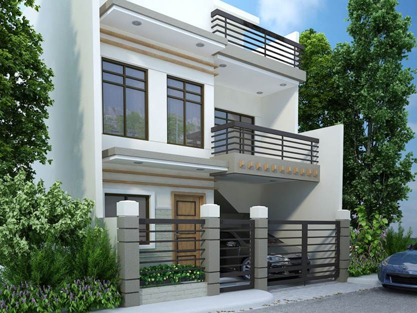 2nd Floor Home Design – House Design Ideas