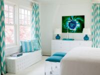 Turquoise Paint Color For Minimalist House | 4 Home Ideas