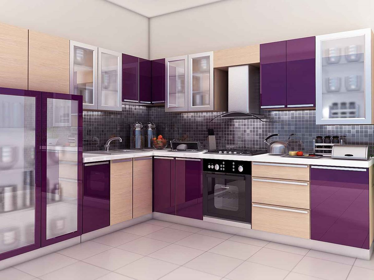 kitchen cabinets color combination hardware beautiful modular tips 2019 ideas