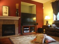 How To Create Comfortable Family Room Decoration | 4 Home ...