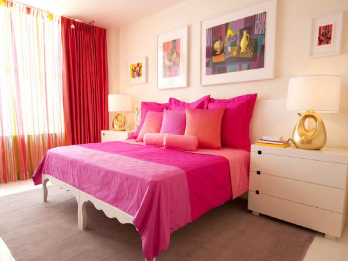 Paint Colors Selection For Girly Bedroom Ideas 4 Home Ideas