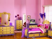 Paint Colors Selection For Girly Bedroom Ideas | 4 Home Ideas