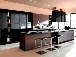 Color Selection Ideas For Luxury Modern Kitchens   4 Home ...