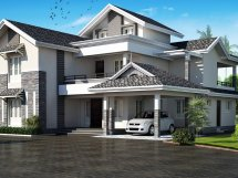 Modern House Roof Designs