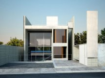 Modern Concrete Home Designs House Plans