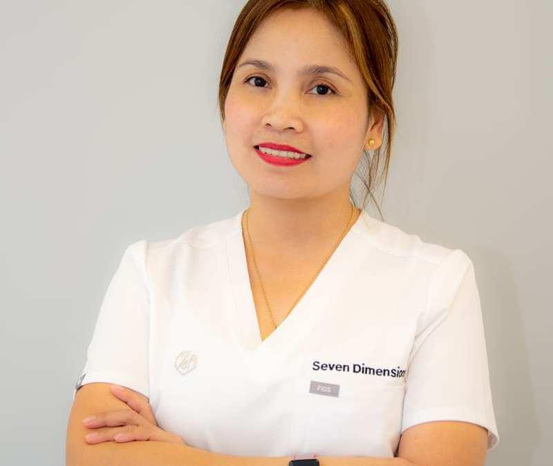 Ms. Jovy Salinas team jovy2