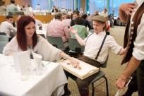 Matheon Dinner im Funkturm Palais Abdruck Honorarfrei