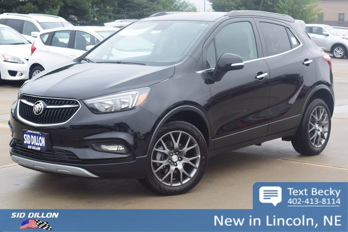 new 2019 buick encore sport touring suv in lincoln #4b1930 | sid