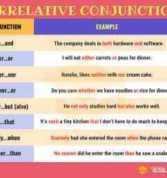 Correlative Conjunctions: Useful List and Examples • 7ESL [ 2626 x 3200 Pixel ]
