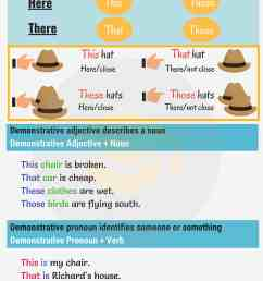 Demonstrative Pronouns Worksheets   Printable Worksheets and Activities for  Teachers [ 3000 x 2000 Pixel ]