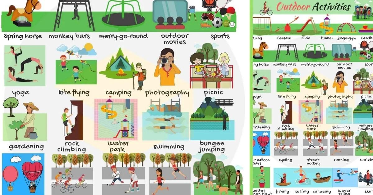 Garden Games Names