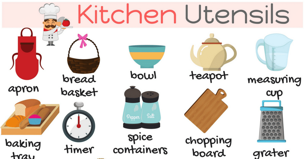 Articles about tools on kitchn, a food community for home cooking, from recipes to cooking lessons to product reviews and advice. Kitchen Utensils List Of Essential Kitchen Tools With Pictures 7esl