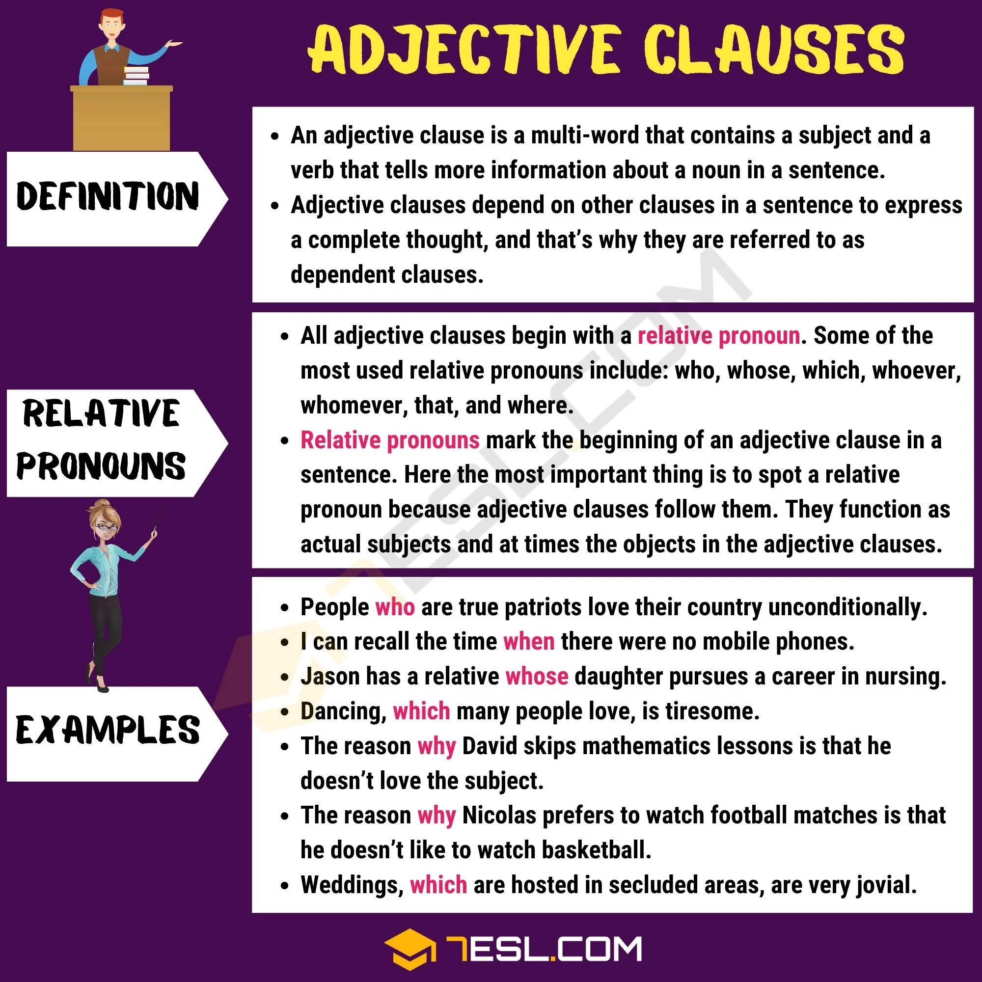 hight resolution of Relative Clause Whose Worksheet   Printable Worksheets and Activities for  Teachers