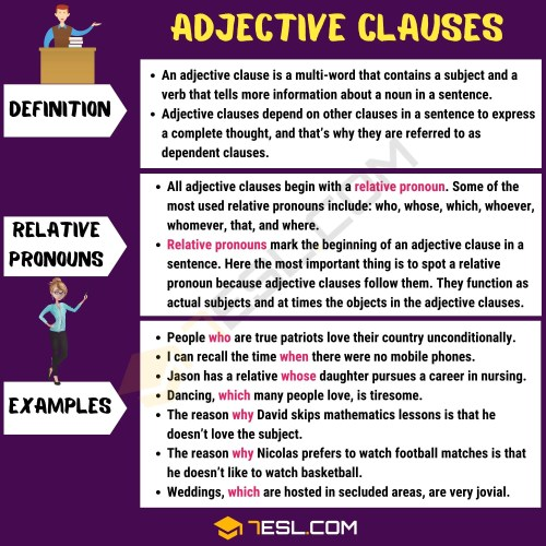 small resolution of Relative Clause Whose Worksheet   Printable Worksheets and Activities for  Teachers