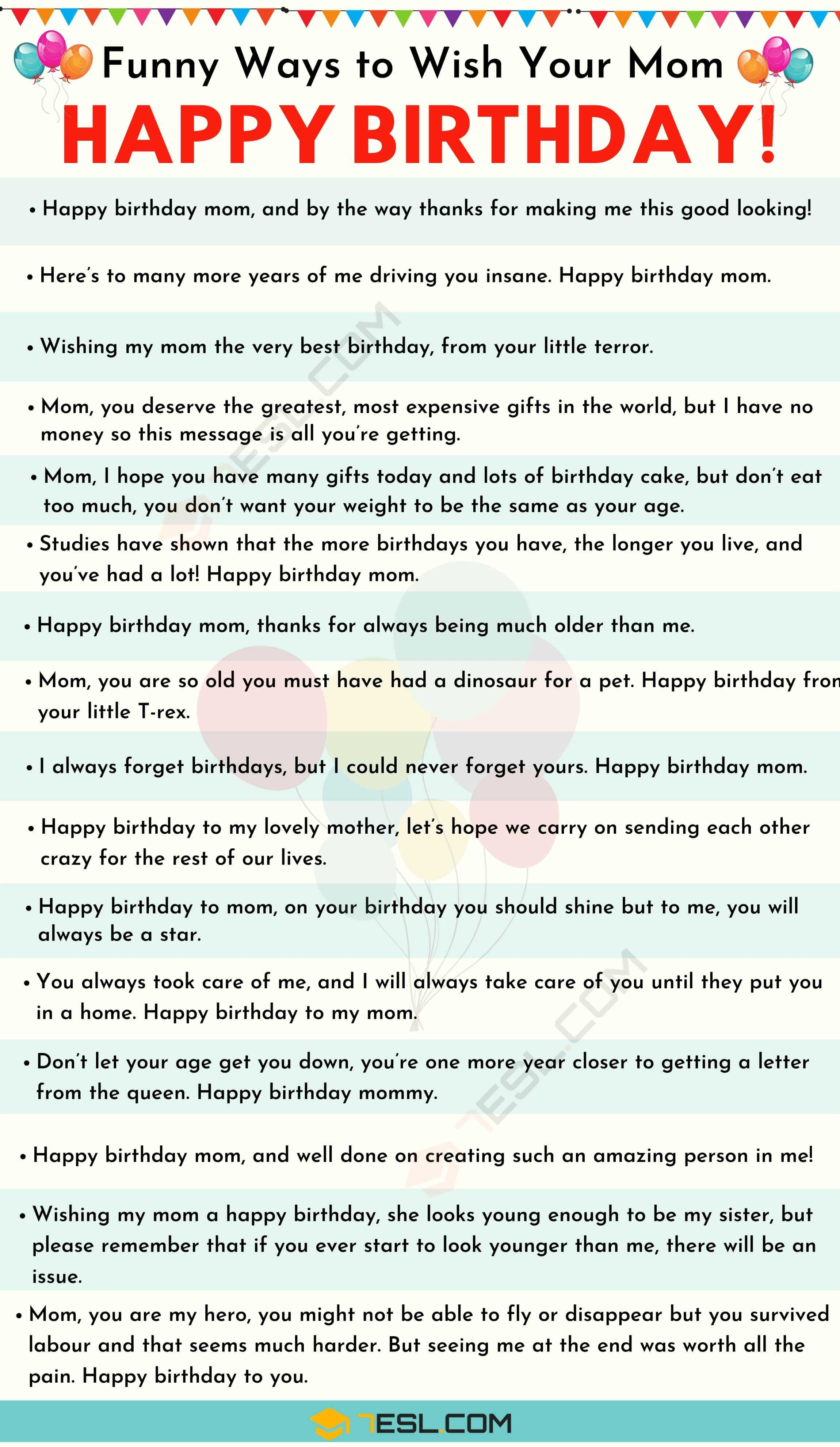 Funny Letter To Best Friend On Her Birthday : funny, letter, friend, birthday, Happy, Birthday, Sweet, Funny, Wishes