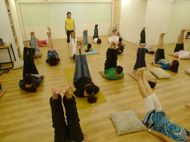 西藏回春瑜珈