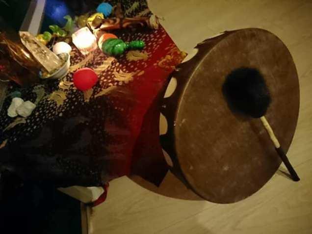 薩滿之舞課程照片7