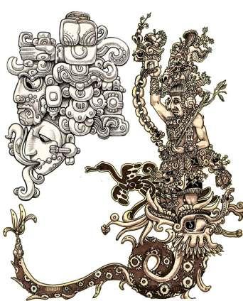 阿茲特克羽蛇神