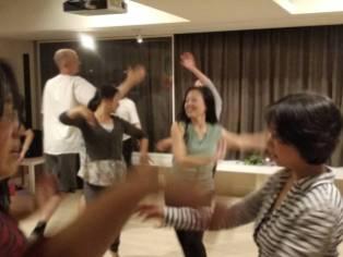 20180410脈輪舞蹈體驗課2