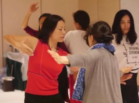 脈輪舞蹈|上海課程紀錄照1