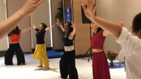 脈輪舞蹈|上海課程紀錄照 3