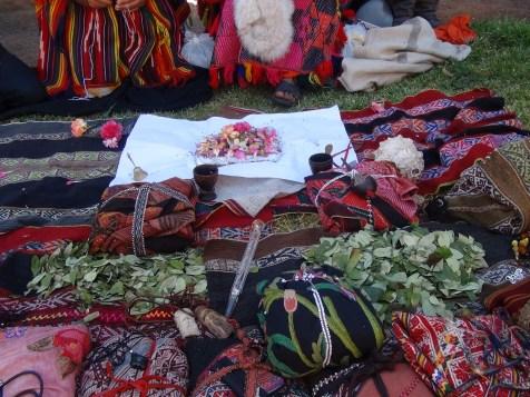 秘魯薩滿祭典