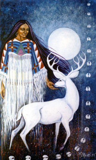 deer shaman 3
