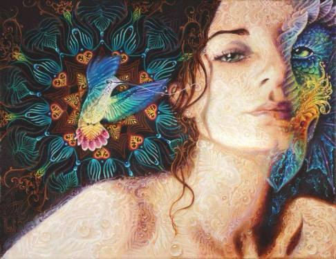 Artwork by Kathryn June Amorastreya