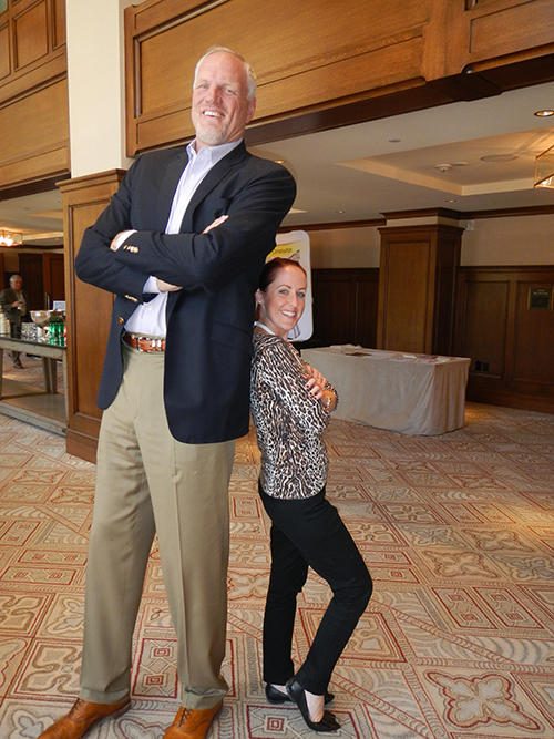 Photo Gallery  7ft4com  Mark Eaton is one of the nations leading motivational speaker